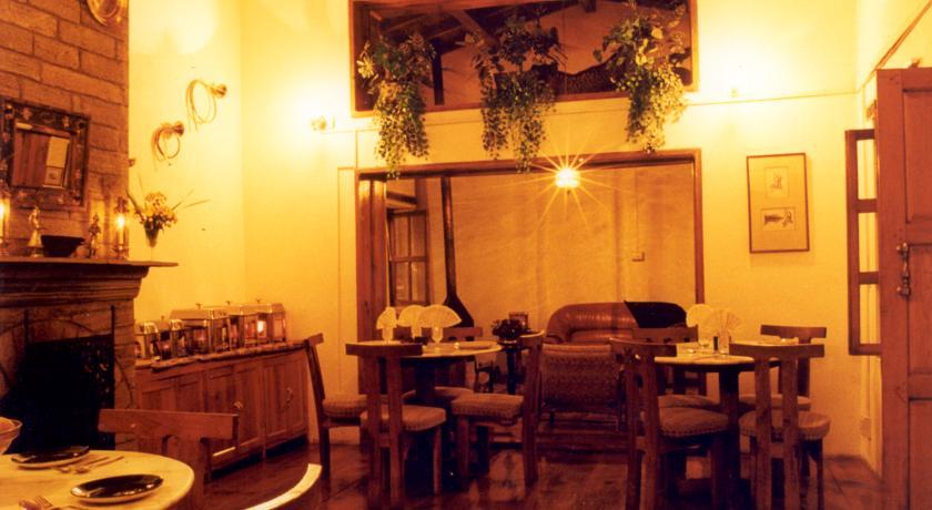 Dining3 in Hotel Club Mahindra Binsar Valley