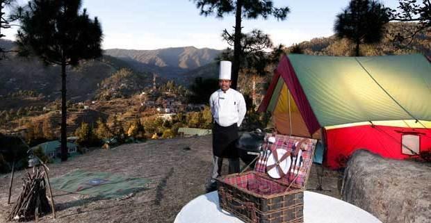 Resort in Hotel Club Mahindra Binsar Valley