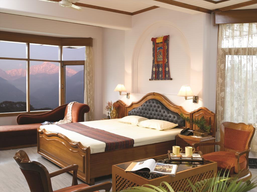 Deluxe Room in Club Mahindra Kangra Valley Resort Dharamshala