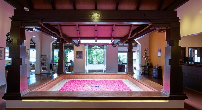 bathtub in Club Mahindra Kodagu Valley