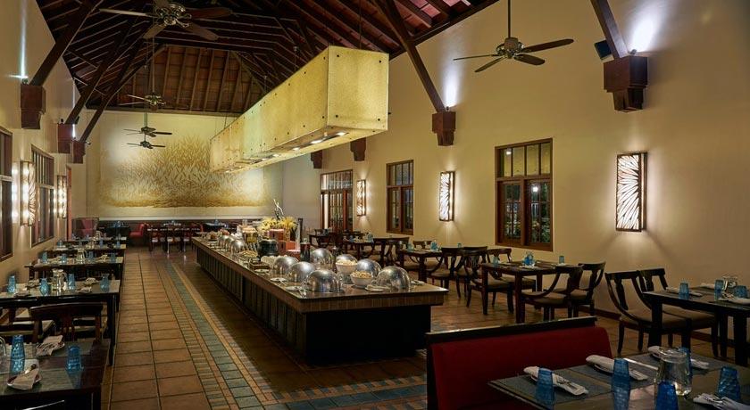 Dining in Club Mahindra Kodagu Valley