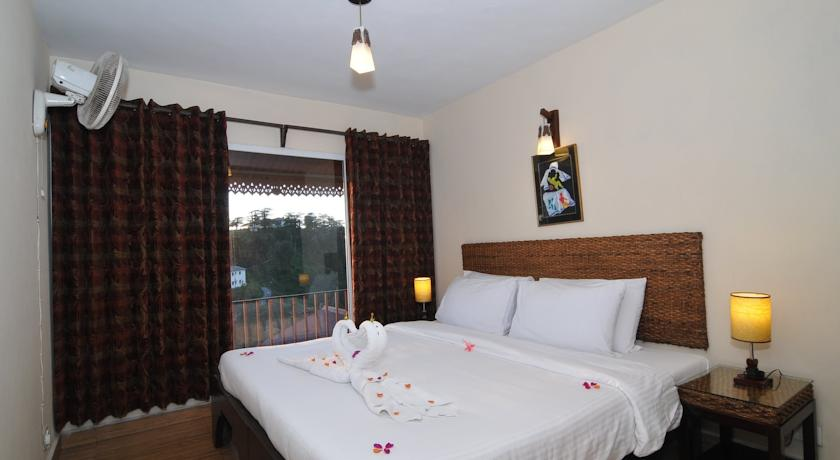 Two Bedroom Apartments in Club Mahindra Resort Mussoorie