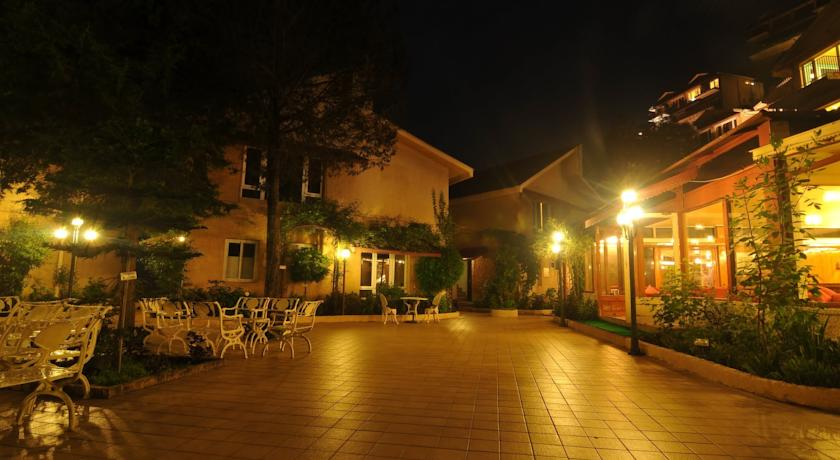 Dining2 in Club Mahindra Resort Mussoorie
