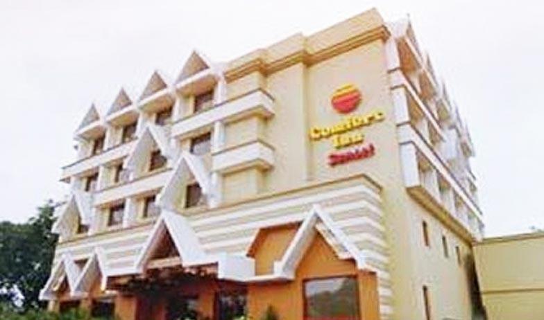 Comfort Inn Sunset Hotel