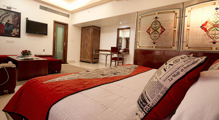 Economy Rooms in The Connaught Hotel New Delhi
