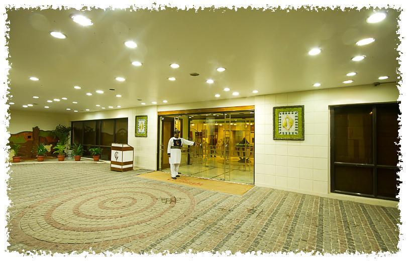 Reception2 in The Connaught Hotel New Delhi