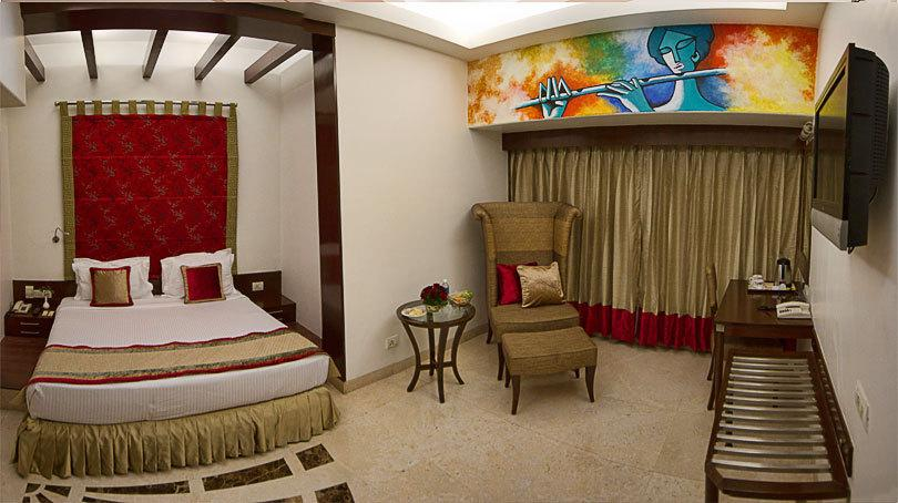 Standard Rooms in The Connaught Hotel New Delhi