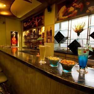 Bar in The Connaught Hotel New Delhi