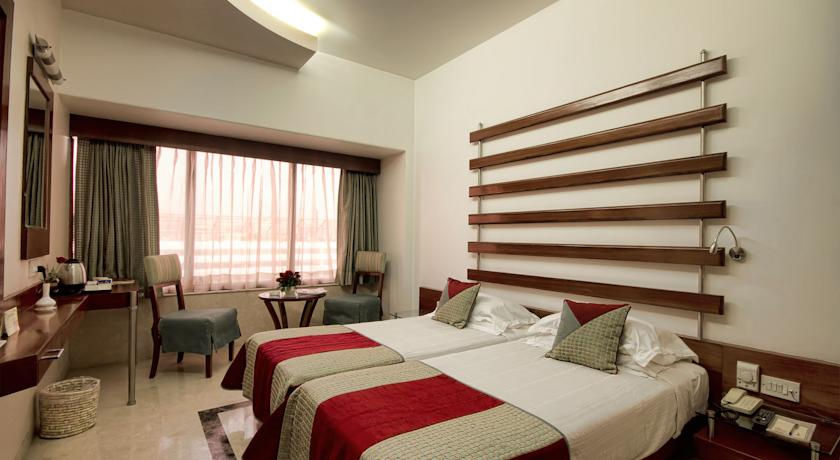 Suite Room in The Connaught Hotel New Delhi