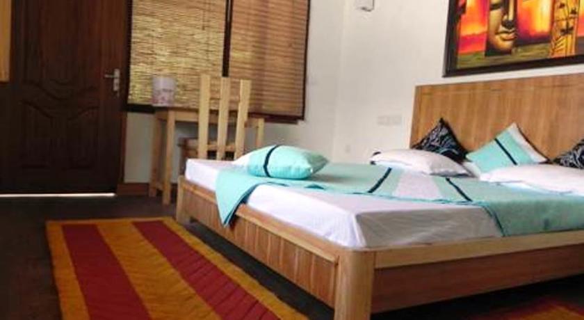 Bedroom in Cottage Nirvana, Mukteshwar