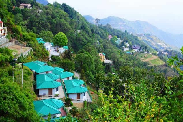 Hotel Cottages Country Inn Mussoorie