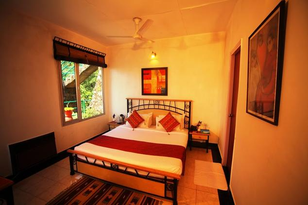 Suite Room in Hotel Cottages Country Inn Mussoorie