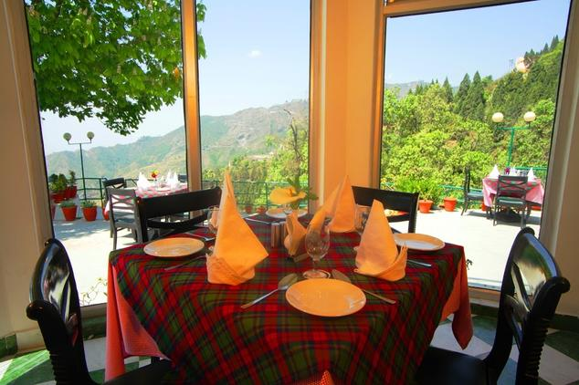 Dining3 in Country Inn Mussoorie