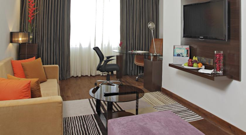 Suite in Country Inn & Suites By Carlson Udyog Vihar