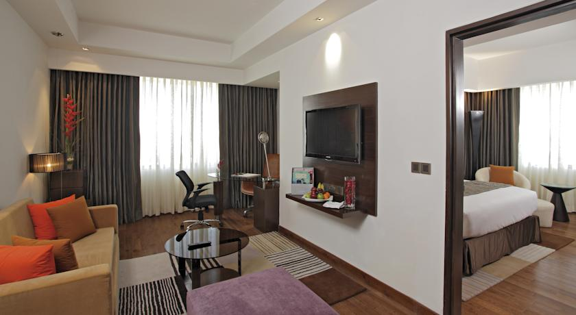 Junior Suites in Country Inn & Suites By Carlson Udyog Vihar