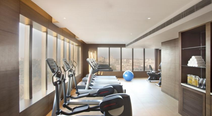 Gym in Courtyard By Marriott, Bhopal