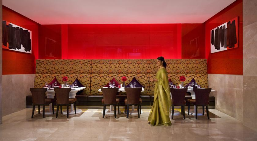 Dining in Courtyard By Marriott, Gurgaon