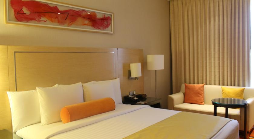 Executive Deluxe in Courtyard By Marriott Hinjewadi