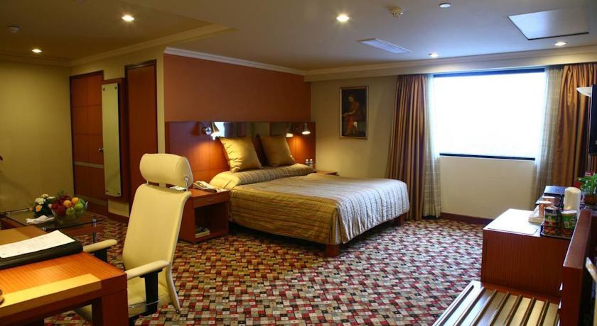 Suites room2 in The Suryaa, New Delhi
