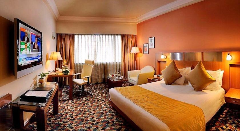Guest Rooms in The Suryaa, New Delhi