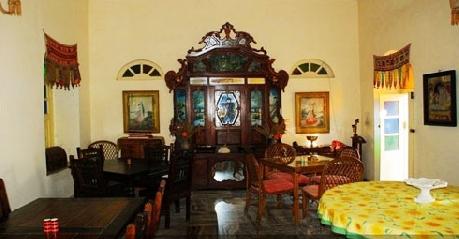 Heritage Suite in Darbargardh Poshina Heritage Home