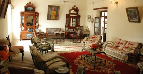 Heritage Suite2 in Darbargardh Poshina Heritage Home