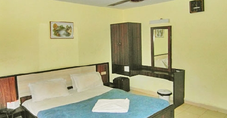 D.D rooms in Dariya Darshan Hotel
