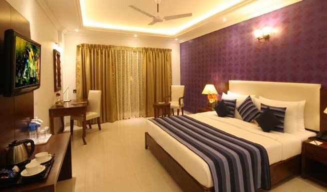 Deluxe Rooms in Hotel De Alturas Resorts