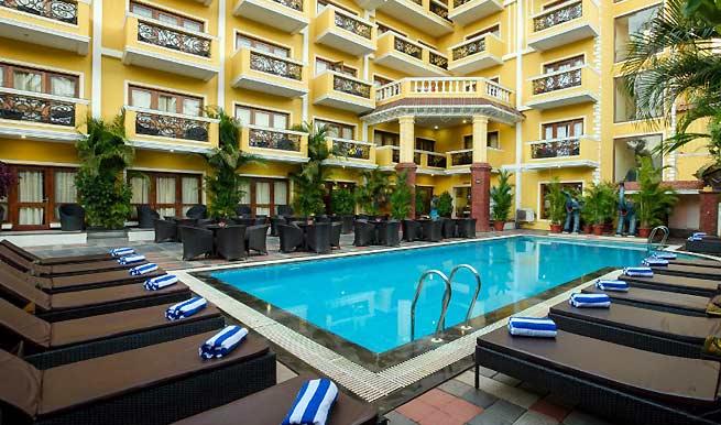 Swimming Pool2 in Hotel De Alturas Resorts