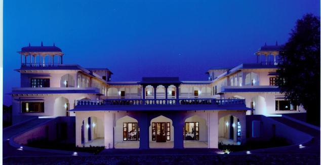 Hotel Dev Vilas Resort