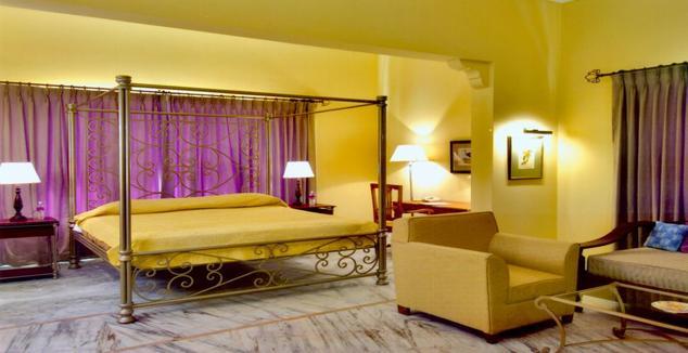 Superior Suites in Hotel Dev Vilas Resort