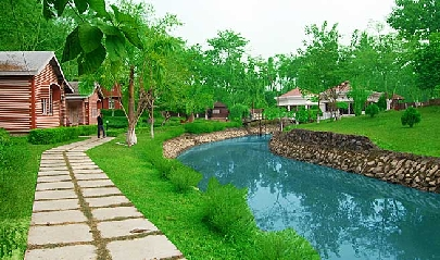 Hotel Resort Dhanshree Resort, Kaziranga