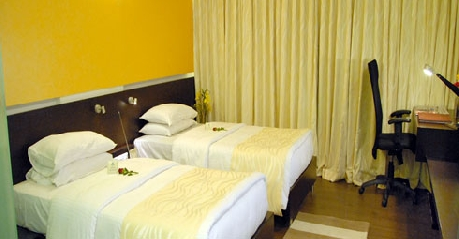 Deluxe Suite in Dolphin Hotel Visakhapatnam