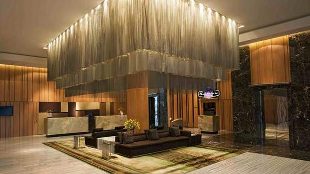 Reception in Double Tree By Hilton