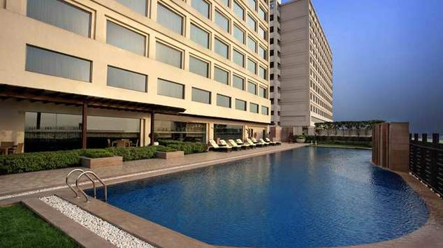 Swimming Pool in Double Tree By Hilton