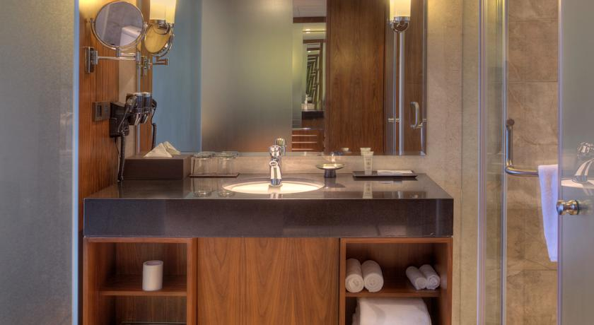 Bathroom in Hotel Double Tree By Hilton, Pune