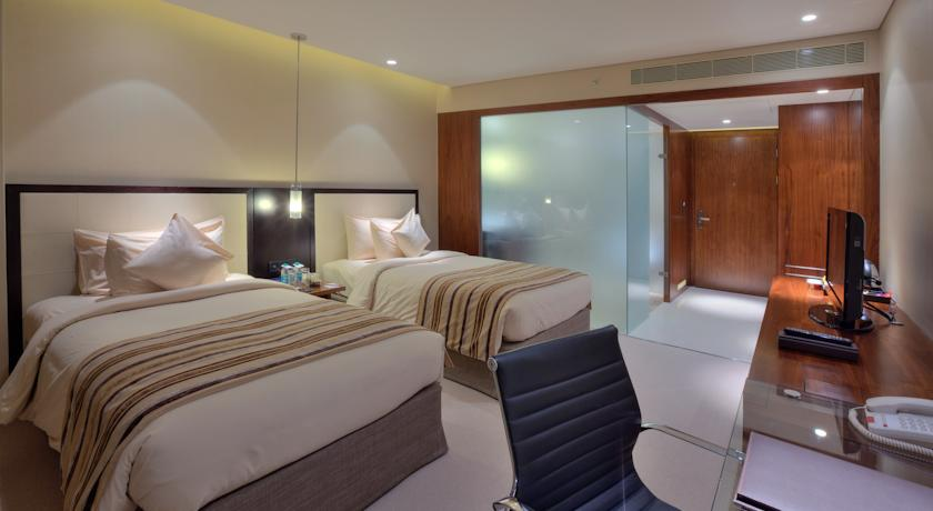 Queen Guest Room in Hotel Double Tree By Hilton, Pune