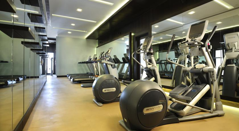 Gym in Double Tree By Hilton Hotel Gurgaon