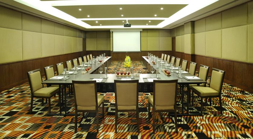 Meeting in Double Tree By Hilton Hotel Gurgaon