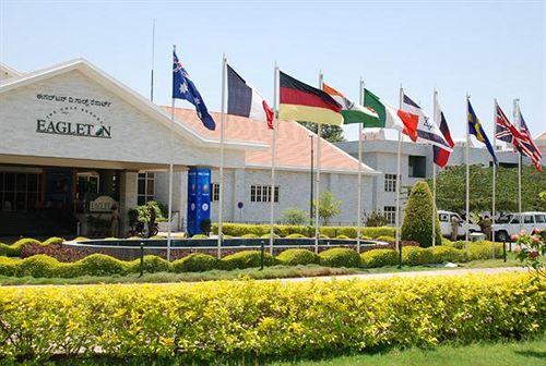 Hotel Eagleton Golf Resort Bangalore