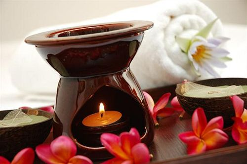 Spa in Eagleton Golf Resort Bangalore