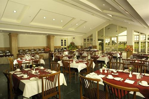 Dining in Eagleton Golf Resort Bangalore