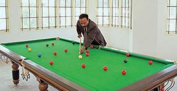 Pool Table in Eastend Munnar