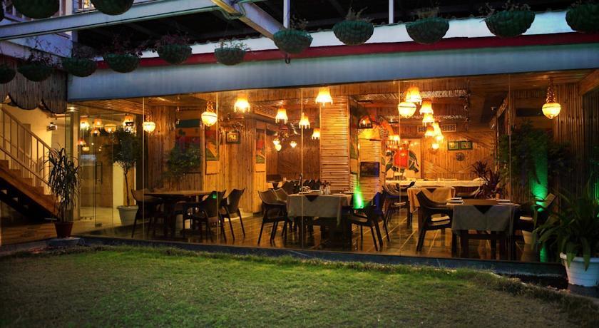 Dining2 in EllBee Ganga View, Rishikesh