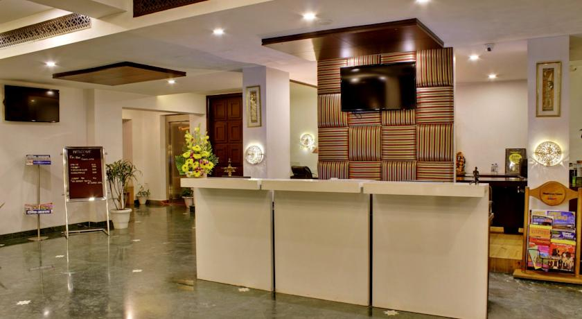 Reception in EllBee Ganga View, Rishikesh