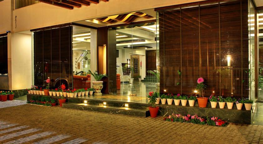 Reception2 in EllBee Ganga View, Rishikesh