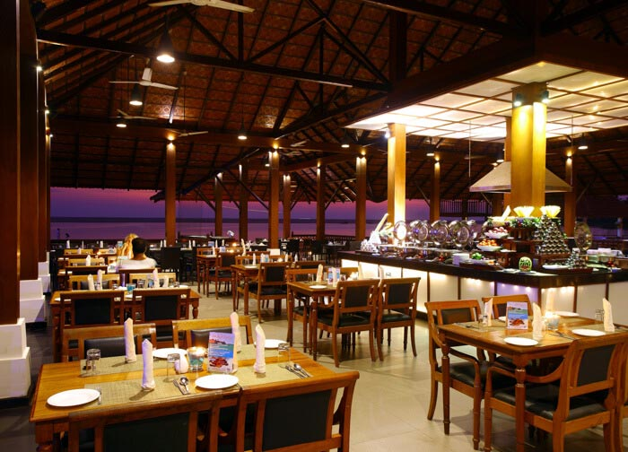 Dining-in-Estuary-Island-Resort-Kovalam