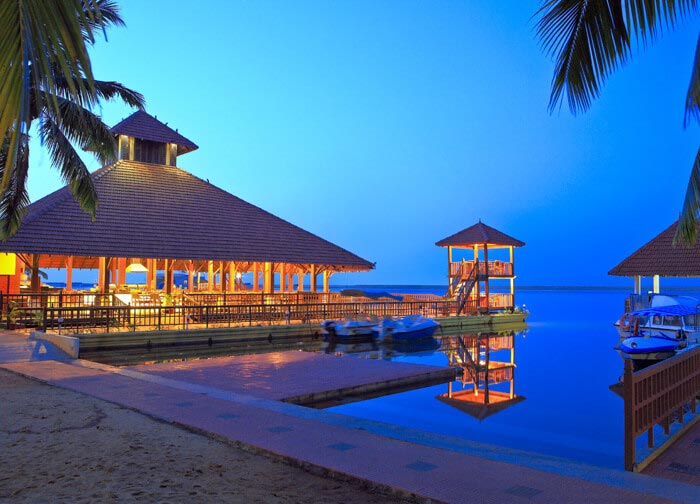 Resort-in-Estuary-Island-Resort-Kovalam
