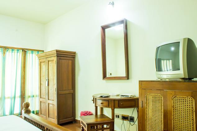 Room in Estuary Island Resort Poovar