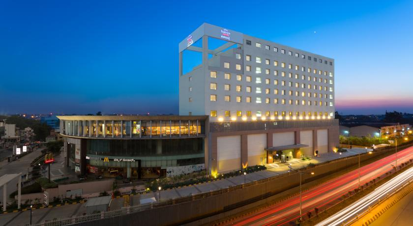 Hotel Fairfield By Marriott Bangalore